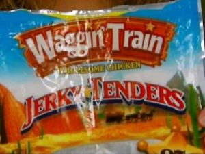 photo Waggin' Train jerky treats